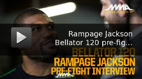 rampage jackson shout out